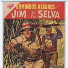 Tebeos: DOMINGOS ALEGRES NUMERO 204. JIM DE LA SELVA. Lote 182746271
