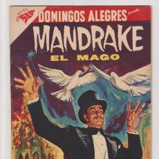 Tebeos: DOMINGOS ALEGRES NUMERO 197 MANDRAKE EL MAGO.. Lote 182746515