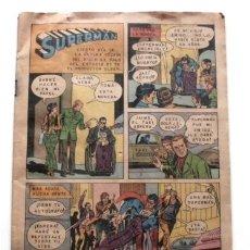 Tebeos: SUPERMAN. EDITORIAL NOVARO (VER DESCRIPCIÓN) . Lote 182805401
