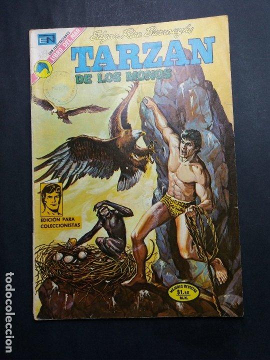 TARZAN 339 (Tebeos y Comics - Novaro - Tarzán)