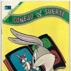 Tebeos: EL CONEJO DE LA SUERTE N° 313 TEBEO COMIC REVISTA EDITORIAL NOVARO 1969. Lote 182978678