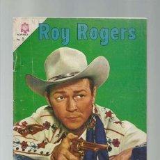 Tebeos: ROY ROGERS 167, 1966, NOVARO, USADO. Lote 183255717
