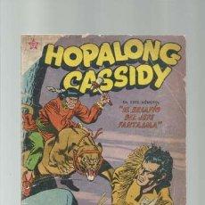 Tebeos: HOPALONG CASSIDY 63, 1959, NOVARO, ENCUADERNACIÓN. Lote 183255977
