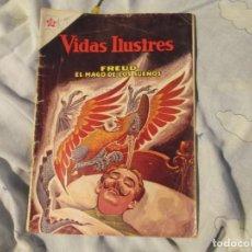 Tebeos: NOVARO.EDICIONES RECREATIVAS .FREUD EL MAGO DE LOS SUEÑOS 1963. Lote 183298705