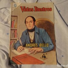 Tebeos: NOVARO..ANDRES BELLO 1965. Lote 183298883