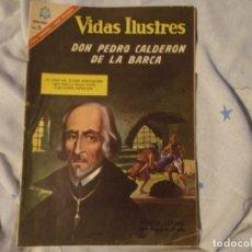Tebeos: NOVARO..PEDRO CALDERON DE LA BARCA 1966. Lote 183299230