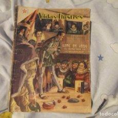 Tebeos: NOVARO. EDICIONES RECREATIVAS LOPE DE VEGA 1959. Lote 183299717