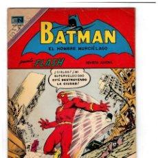 Tebeos: BATMAN Nº 705. NOVARO - 25 OCTUBRE DE 1973 -. Lote 183333470