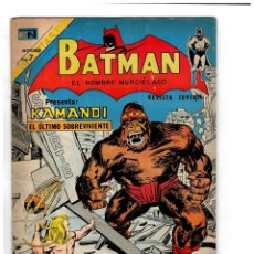 Tebeos: BATMAN Nº 710. NOVARO - 29 DE NOVIEMBRE DE 1973 - KAMANDI.. Lote 183333652