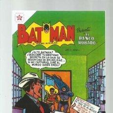 Tebeos: BATMAN 1, 1954, NOVARO, FOTOCOPIAS, MUY BUEN ESTADO. Lote 183366661