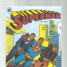 Tebeos: SUPERMAN 3, 1952, NOVARO, FOTOCOPIAS, MUY BUEN ESTADO. Lote 183367713