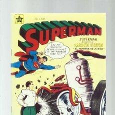 Tebeos: SUPERMAN 1, 1952, NOVARO, FOTOCOPIAS, MUY BUEN ESTADO. Lote 183368218