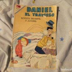 Tebeos: NOVARO .DANIEL EL TRAVIESO 1973. Lote 183410978