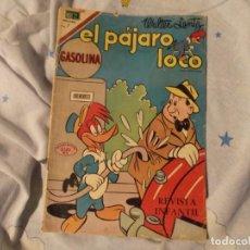 Tebeos: NOVARO .EL PAJARO LOCO 1970. Lote 183411100