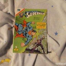 Tebeos: NOVARO .SUPERMAN .SERIE AGUILA 1977. Lote 183411361