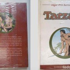 Tebeos: TARZÁN, DE EDGAR RICE BURROUGHS EN EL CÓMIC DE RUSS MANNING. PRECINTADO. Lote 183443317