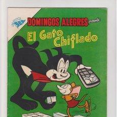 Tebeos: DOMINGOS ALEGRES NUMERO 78. EL GATO CHIFLADO . Lote 183457747