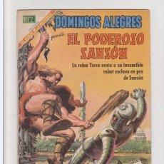Tebeos: DOMINGOS ALEGRES NUMERO 773 EL PODEROSO SANSON.. Lote 183458276