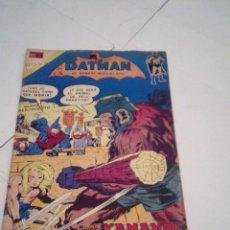 Tebeos: BATMAN Y KAMANDI - EDITORIAL NOVARO - NUMERO 728 - AÑO 1974 - GORBAUD - CJ 32 . Lote 183517652