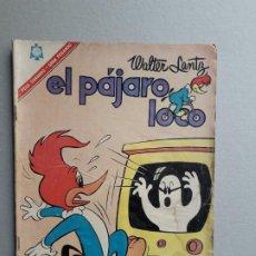 Tebeos: EL PÁJARO LOCO N° 285 - ORIGINAL EDITORIAL NOVARO. Lote 183649682