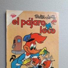 Tebeos: EL PÁJARO LOCO N° 241 - ORIGINAL EDITORIAL NOVARO. Lote 183649846