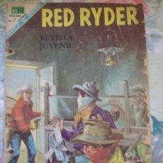 Tebeos: RED RYDER Nº 173 EDITORIAL NOVARO. Lote 183699718