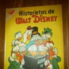 Tebeos: HISTORIETAS DE WALT DISNEY # 119 SEA NOVARO MEXICO 1958. Lote 183739798