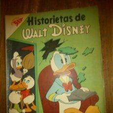 Tebeos: HISTORIETAS DE WALT DISNEY # 113 SEA NOVARO MEXICO 1958. Lote 183739988
