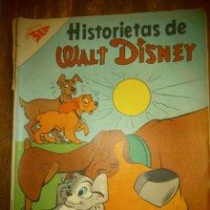 Tebeos: HISTORIETAS DE WALT DISNEY # 115 TUNO SEA NOVARO MEXICO 1958. Lote 183740988