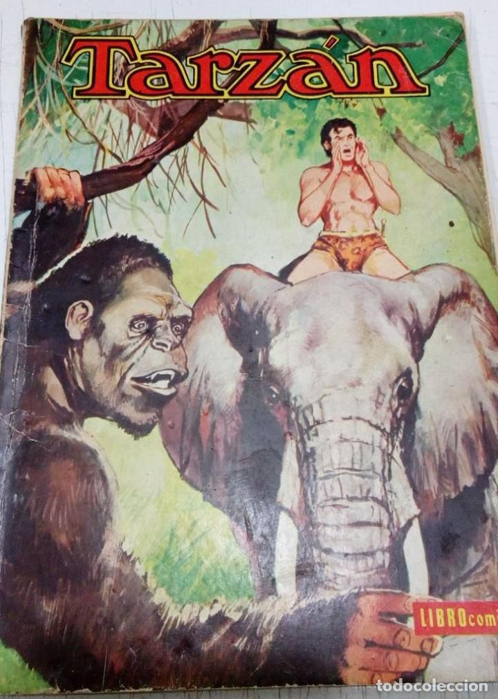 OFERTA - TARZAN - TOMO XXVI - LIBROCOMIC NOVARO 1976 (Tebeos y Comics - Novaro - Tarzán)