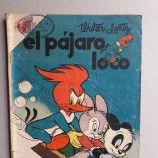 Tebeos: EL PÁJARO LOCO N° 122 - ORIGINAL EDITORIAL NOVARO. Lote 183765816