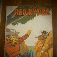Tebeos: RED RYDER # 124 EDITORIAL NOVARO MEXICO 1965. Lote 183819213
