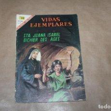 BDs: VIDAS EJEMPLARES Nº 237, EDITORIAL NOVARO. Lote 183914321