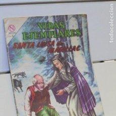 Tebeos: VIDAS EJEMPLARES Nº 175 SANTA LUISA DE MARILLAC - NOVARO. Lote 183948167