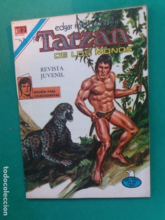 TARZAN Nº 563 NOVARO SERIE AGUILA (Tebeos y Comics - Novaro - Tarzán)