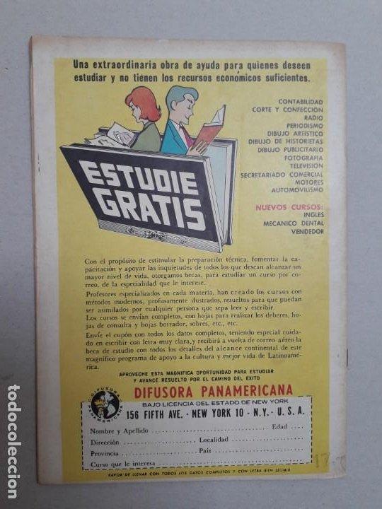 Tebeos: El doctor Solar n° 1 - Domingos Alegres n° 492 - original editorial Novaro - Foto 4 - 184333535