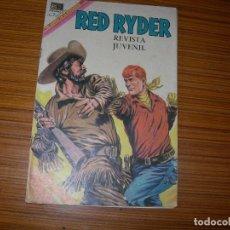 Tebeos: RED RYDER Nº 198 EDITA NOVARO . Lote 184425440