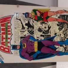 Tebeos: BATMAN EL HOMBRE MURCIELAGO , NR 1 . Lote 184473120