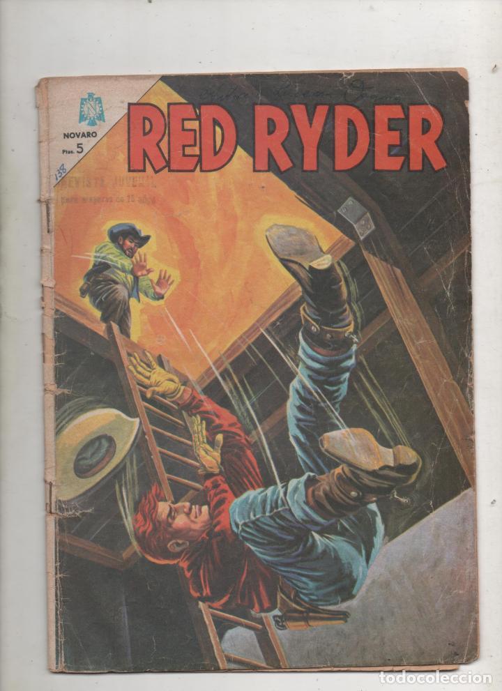 RED RYDER Nº 138 - ABRIL 1966 NOVARO .DA (Tebeos y Comics - Novaro - Red Ryder)