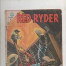 Tebeos: RED RYDER Nº 138 - ABRIL 1966 NOVARO .DA. Lote 184611845