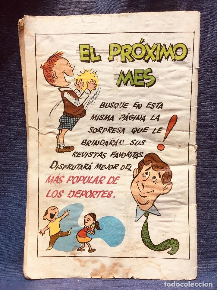 Tebeos: GENE AUTRY REVISTA JUVENIL NOVARO A COLOR 1967 EL ERMITAÑO DE LAS DUNAS - Foto 6 - 184644096