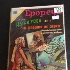 Tebeos: NOVARO EPOPEYA NUMERO 173 BUEN ESTADO. Lote 184842237
