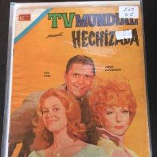Tebeos: NOVARO TV MUNDIAL NUMERO 215 NORMAL ESTADO. Lote 184847171