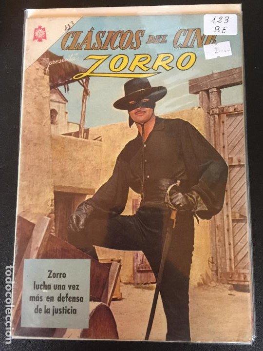 NOVARO CLASICOS DEL CINE NUMERO 123 BUEN ESTADO (Tebeos y Comics - Novaro - Otros)
