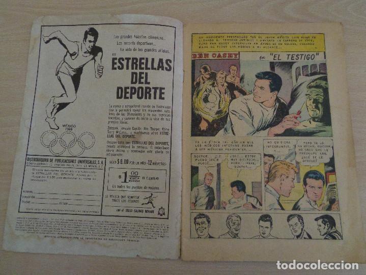 Tebeos: Médicos y Enfermeras núm. 19 Novaro 1965 - Foto 3 - 184874278