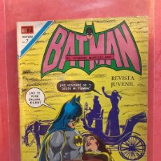 Tebeos: BATMAN Nº 600 NOVARO. Lote 185708701