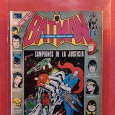 Tebeos: BATMAN Nº 676 NOVARO. Lote 185708972