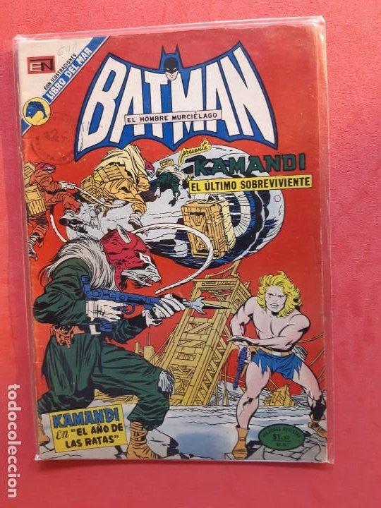 BATMAN Nº 691 NOVARO (Tebeos y Comics - Novaro - Batman)