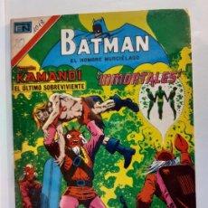 Tebeos: BATMAN Nº 1018 NOVARO SERIE AGUILA. Lote 185709730