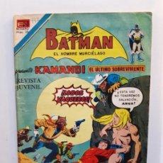 Tebeos: BATMAN Nº 932 NOVARO SERIE AGUILA. Lote 185709923